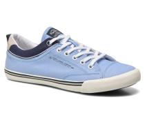 Britt Fabric Sneaker in blau
