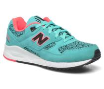 W530 Sneaker in blau