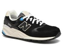 WL999 Sneaker in schwarz