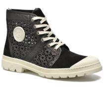 AuthentiinA Sneaker in schwarz