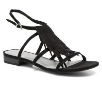 Vanele Sandalen in schwarz