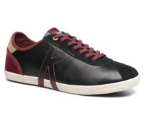 Karati Sneaker in schwarz