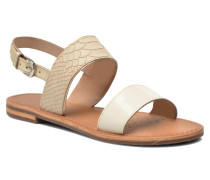 D SOZY A D622CA Sandalen in beige