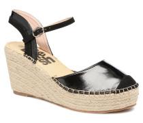 Majan Sandalen in schwarz