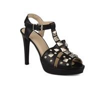 Oreade Sandalen in schwarz