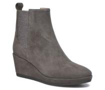 Ziggie Stiefeletten & Boots in grau