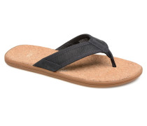 Seaside Flip Zehensandalen in blau