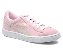 Suede Jr. Sneaker in rosa
