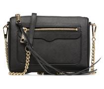 SAFFIANO AVERY CROSSBODY Handtaschen für Taschen in schwarz