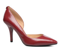 Nathalie Flex High Pump Pumps in weinrot