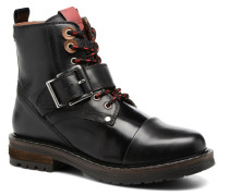 Kaso Stiefeletten & Boots in schwarz