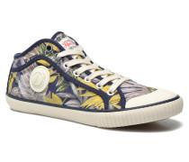 Industry tropic Sneaker in blau