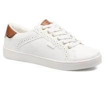 Ladies White Sneaker in weiß