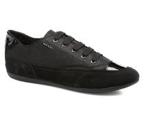 D NEW MOENA D5260D Sneaker in schwarz