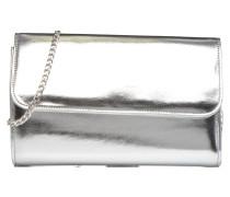 EDILAinMET Sac pochette Mini Bags für Taschen in silber
