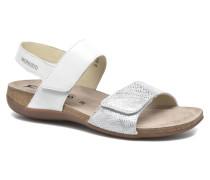 Agave Sandalen in weiß