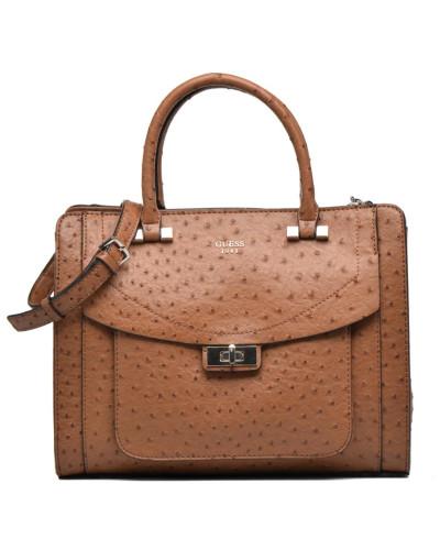 Kingsley Girlfriend Satchel Porté main Handtaschen für Taschen in braun