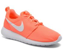 Wmns Roshe One Sneaker in orange