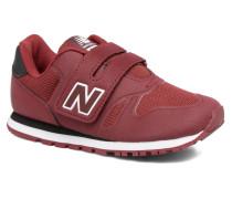 Ka373 Sneaker in weinrot
