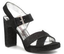 Elisa 7 Cross Sandal Sandalen in schwarz