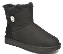 W Mini Bailey Button Bling Stiefeletten & Boots in schwarz