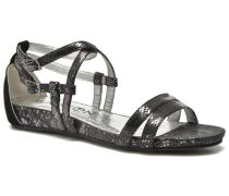 Emour Sandalen in schwarz