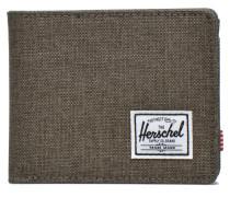 ROY COIN Portefeuille Portemonnaies & Clutches für Taschen in grau