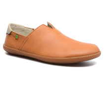 El Viajero N275 Slipper in orange