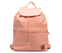 Lakeside Backpack Rucksack in rosa