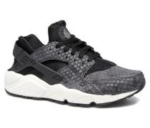 Wmns Air Huarache Run Prm Sneaker in grau