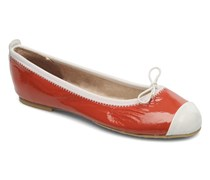 Girls luxury Ballerinas in rot