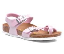 TAORMINA Sandalen in rosa