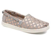 Bimini Espadrille E Sneaker in grau