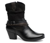 Monie Stiefeletten & Boots in schwarz