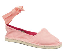Origine Slim Espadrilles in rosa