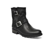 Upcast Stud Stiefeletten & Boots in schwarz