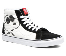 Sk8Hi Reissue x Peanuts Sneaker in schwarz