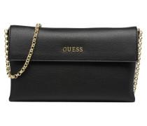 TULIP Envelope clutch Mini Bags für Taschen in schwarz