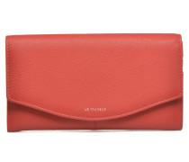 VALENTINE Portemonnaie long Portemonnaies & Clutches für Taschen in rot