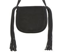 Frankie Shoulderbag Porté travers Handtaschen für Taschen in schwarz