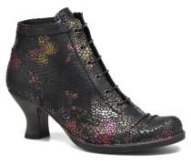 Rococo S865 Stiefeletten & Boots in schwarz