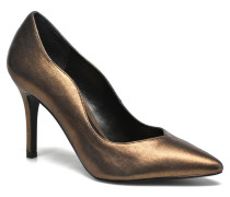 Pescara Pumps in goldinbronze