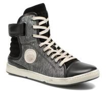 Justin F Sneaker in schwarz