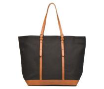Cabas sangles toile Porté épaule M+ Handtaschen für Taschen in schwarz