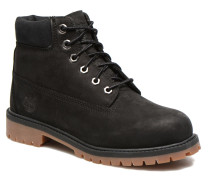 6 In Premium WP Boot Stiefeletten & Boots in schwarz