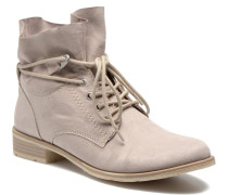 Flora Stiefeletten & Boots in beige