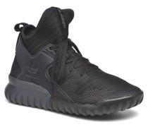 Tubular X Pk Sneaker in schwarz