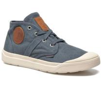 Pallarue Mid LC Sneaker in blau