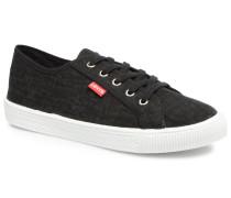 Malibu W Sneaker in schwarz