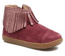 Bouba Fringe Stiefeletten & Boots in rosa